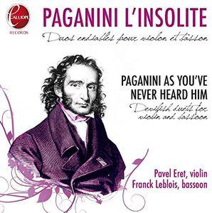 Duets for Violin and Fagott
