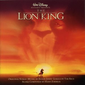 The Lion King (Original Soundtrack)