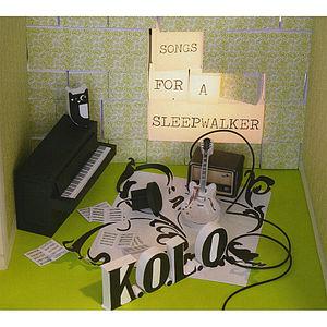 Songs for a Sleepwalker