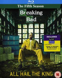 Breaking Bad-Season 5 [Import]