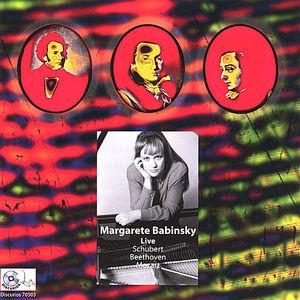 Margarete Babinsky Live