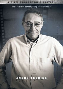 André Téchiné: 4-Film Collector's Edition
