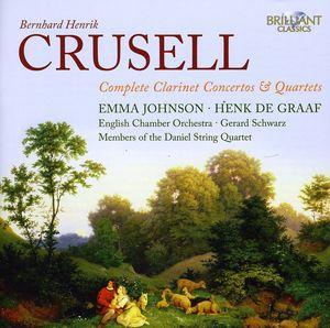 Complete Clarinet Concertos & Quartets