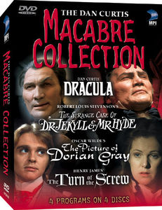 The Dan Curtis Macabre Collection