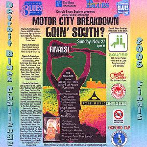 Detroit Blues Challenge 2005 Finals
