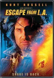 John Carpenter's Escape From L.A. , Kurt Russell