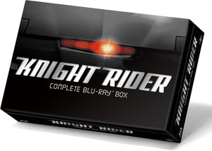 Knight Rider: Complete Blu-ray Box [Import]