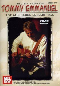 Live at Sheldon Concert Hall