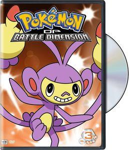Pokémon: Diamond and Pearl: Battle Dimension: Volume 3