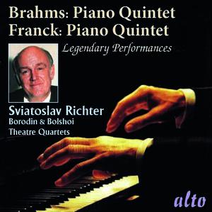 Brahms: Piano Quintet Op.34 & Franck: Piano Quintet