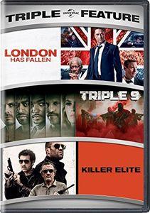 London Has Fallen/ Triple 9/ Killer Elite Triple Feature