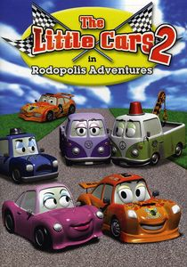 The Little Cars, Vol. 2: Rodopolis Adventures