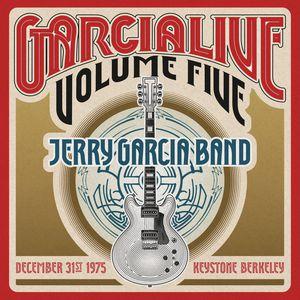 Garcialive Vol. 5: December 31st 1975 Keystone Berkeley