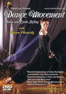 Dance Movement: Salsa & Latin Styling
