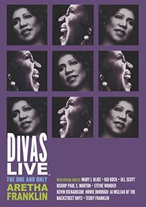 Divas - Aretha Franklin