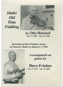 Idaho Old Time Fiddling