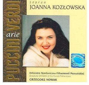 Joanna Kozlowska Sings Arias