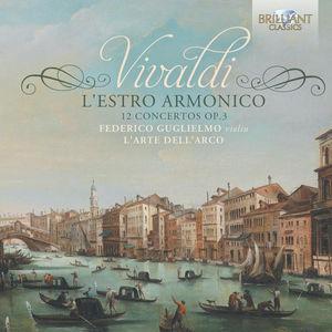 Lestro Armonico-12 Cons Op. 3