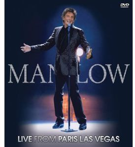 Manilow Live From Paris Las Vegas