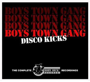 Disco Kicks: Complete Moby Dick Recordings [Import]