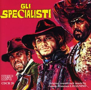 Gli Specialisti (The Specialists) /  15 Forche Per Un Assassino (15 Scaffolds for a Murderer) (Original Soundtrack) [Import]