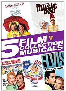 5 Film Collection: Musicals