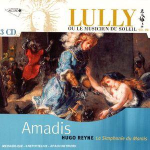 Lully: Amadis