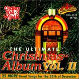 Ultimate Christmas Album Vol.2: WCBS FM 101.1