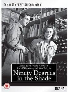 Ninety Degrees in the Shade [Import]