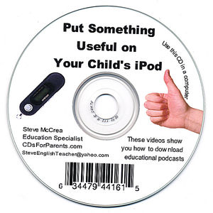 Put Something Useful on Your Child's Ipod