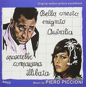 Bello Onesto Emigrato Australia Cerca Compaesana Illibata (Original Soundtrack) [Import]