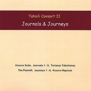 Tahsili Consort II-Journals & Journeys