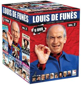 Louis de Funes Coffret Deluxe.: Volume 2 [Import]
