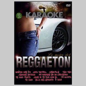 Karaoke-Reggaeton-Lo Mejor [Import]