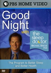 Good Night With Sleep Doctor Michael Breus PHD