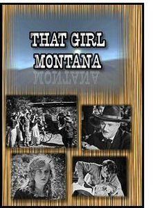 Girl Montana 1921