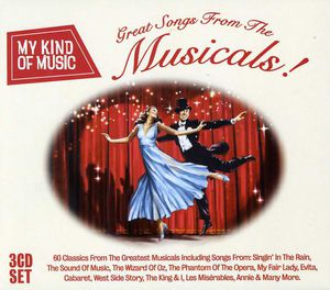My Kind of Music: Great Songs from the Musicals! [Import]