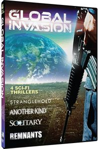 Global Invasion: 4 Movie Collection