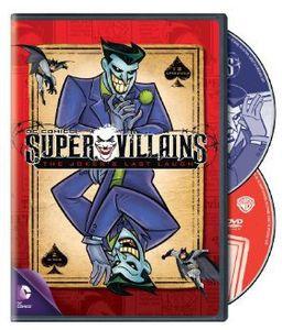 Super Villains: The Jokers Last Laugh