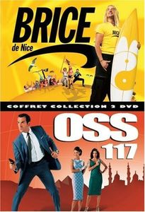 Brice Nice + Oss 117: Coffret Collection