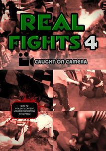 Real Fights 4-caught On Camera