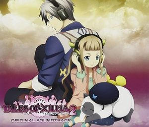 Tales Of Xillia 2 (Original Soundtrack) [Import]