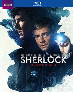 Sherlock: The Complete Series