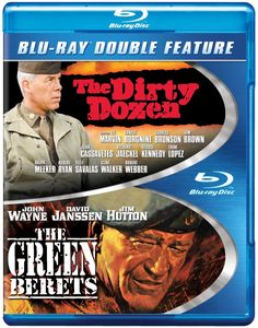 The Dirty Dozen /  The Green Berets