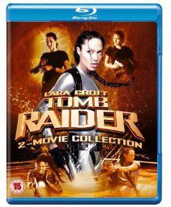 Tomb Raider 1 & 2 [Import]