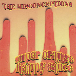 Super Orange Happy Sauce