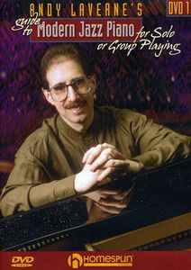 Andy Laverne's Guide to Jazz Piano: Volume 1