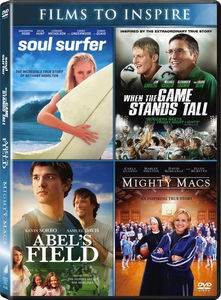 Abel's Field /  The Might Macs /  Soul Surfer /  When the Game Stands Tall