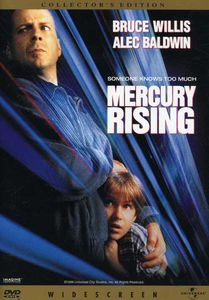 Mercury Rising & Collector's Edition