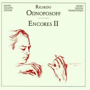 Encores II